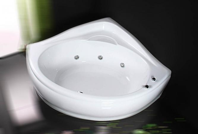 Cada de baie pe colt Alien