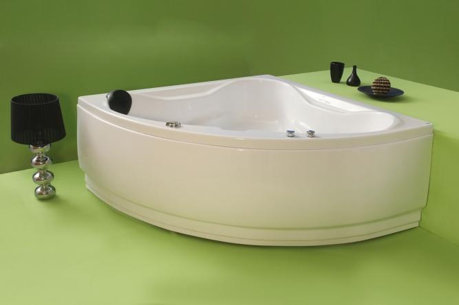 Cada de baie pe colt Venus