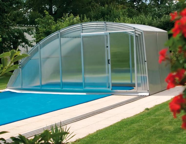 Acoperire piscina Monaco