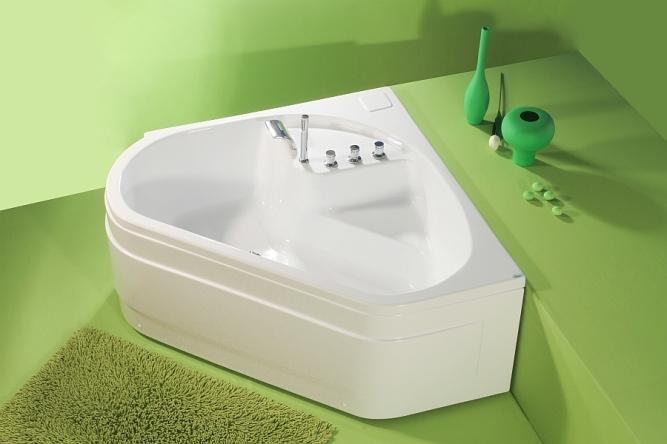 Cada de baie cu laturi inegale Ingrid