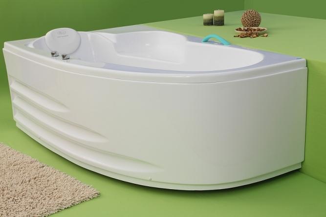 Cada de baie cu laturi inegale Lotus