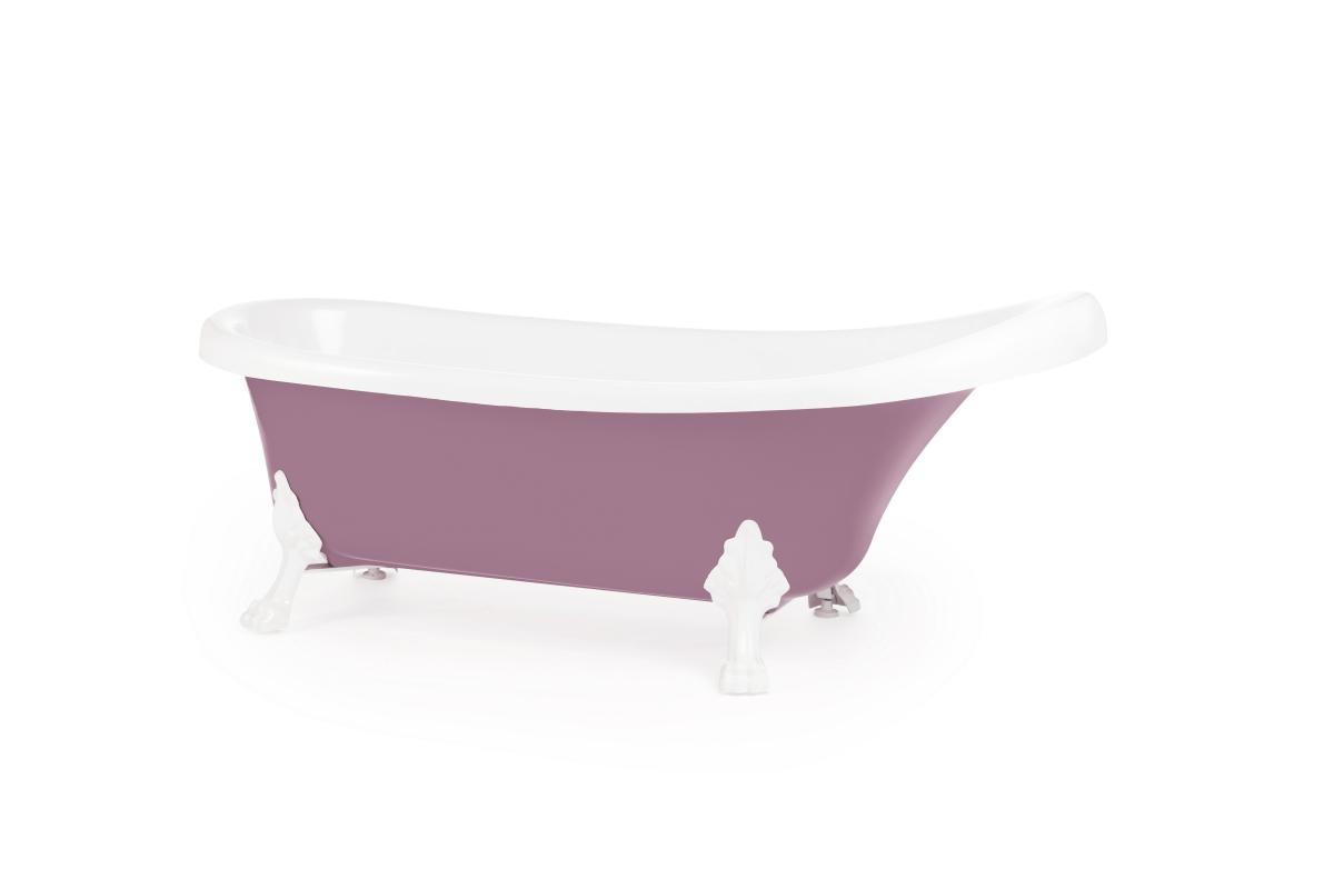 KNOSSOS pastel violet vedere in unghi