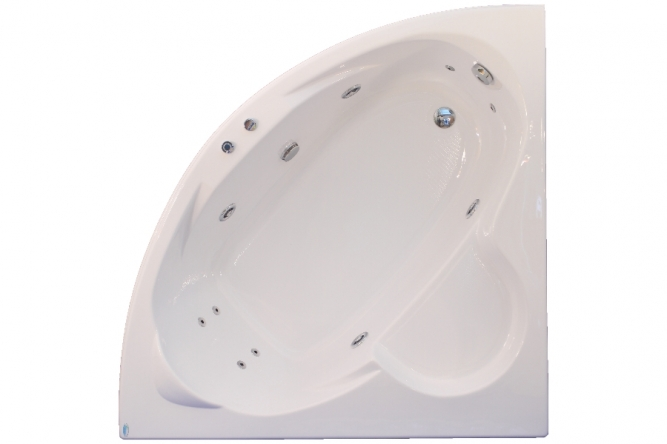 Cada de baie pe colt Iza