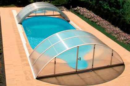 Acoperis pentru piscine Klasik