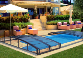 Acoperire piscina Casablanca Infinity