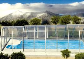 Acoperire piscina Monaco Future