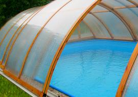 Acoperire piscina Klasik